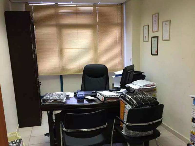 Office forRent St HaHashmal 18 Tel Aviv